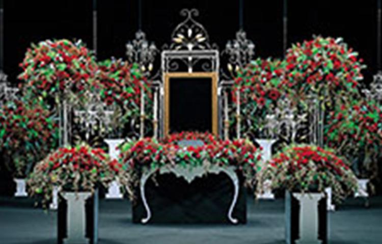 プロテスタントのお葬式