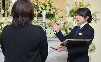 日本での葬儀は初めてで・・・