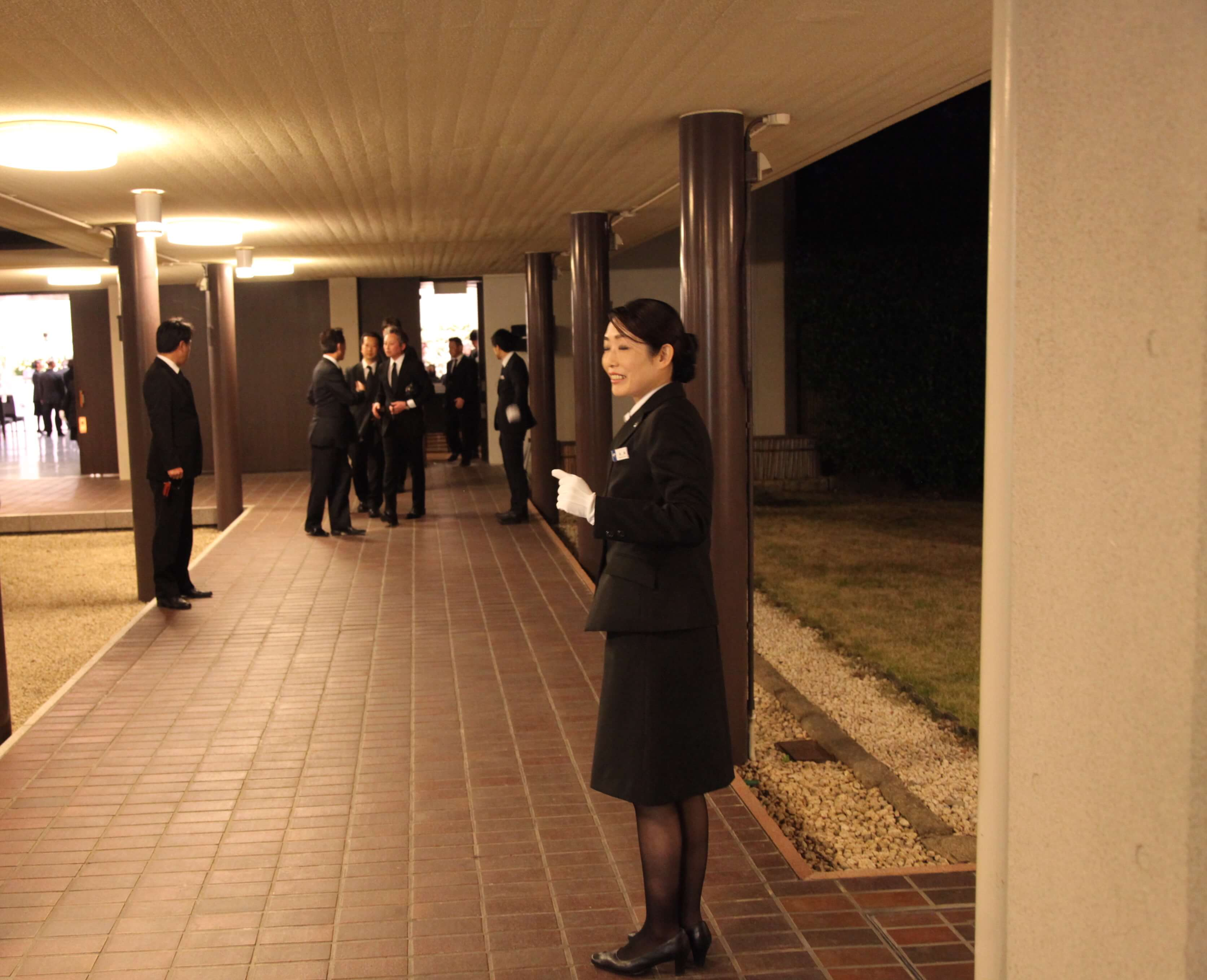 コムウェル品質「社葬専門チーム」